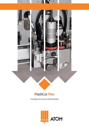 Knife Cutting Systems : FlashCut Flex - Cutting machines